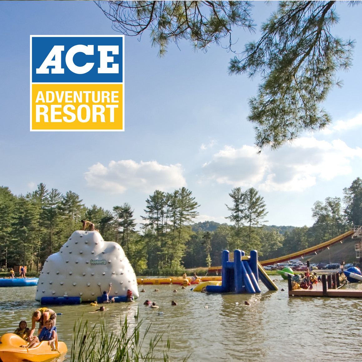 Ace Adventure Resort Almost Heaven West Virginia