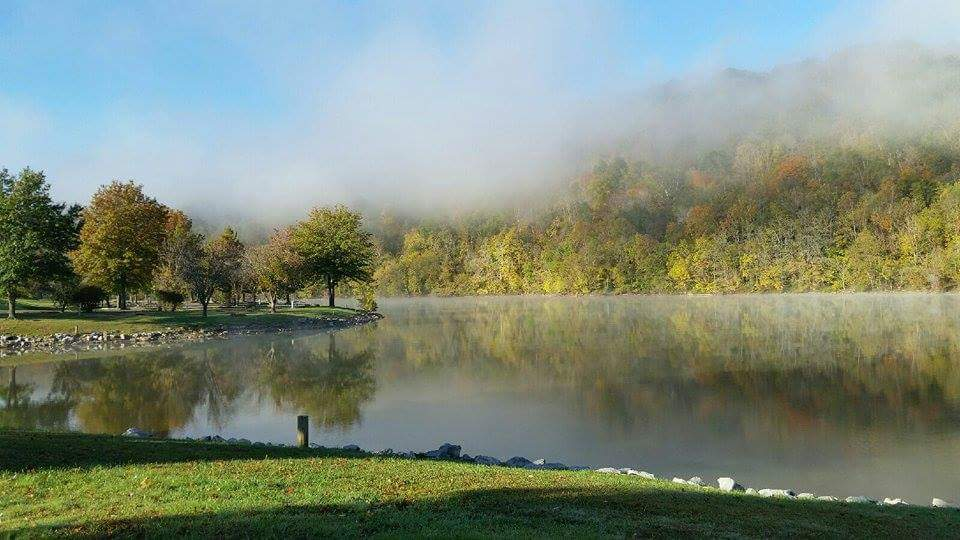 Riffle Run Campground Almost Heaven West Virginia