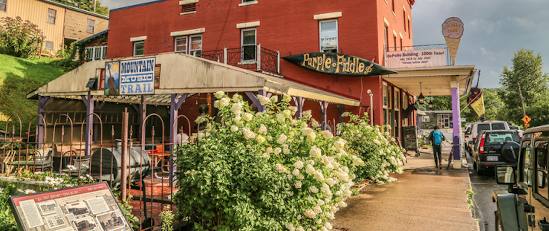 7 small but vibrant wv towns you ll need several days to for Craft kings wv menu