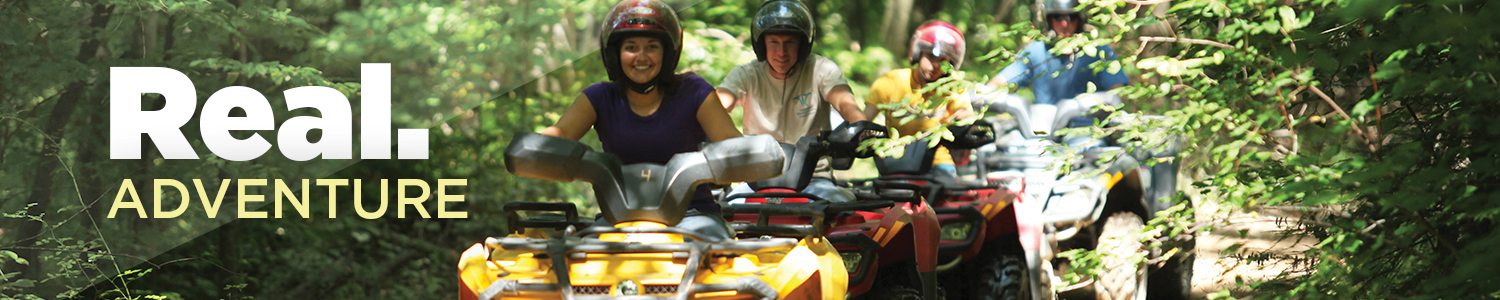 Roll on up: ATV-friendly businesses in Hatfield-McCoy Country hero image