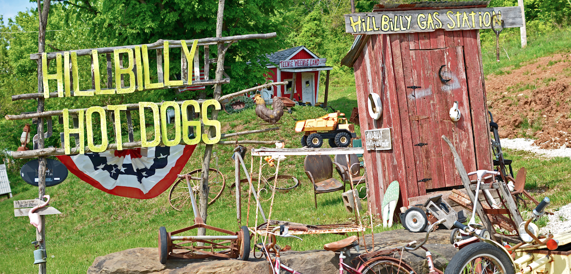 Hillbilly Hotdogs, WV