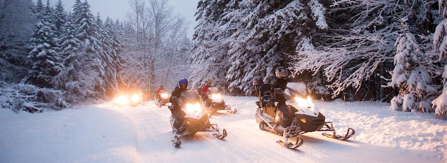 WV snowmobile