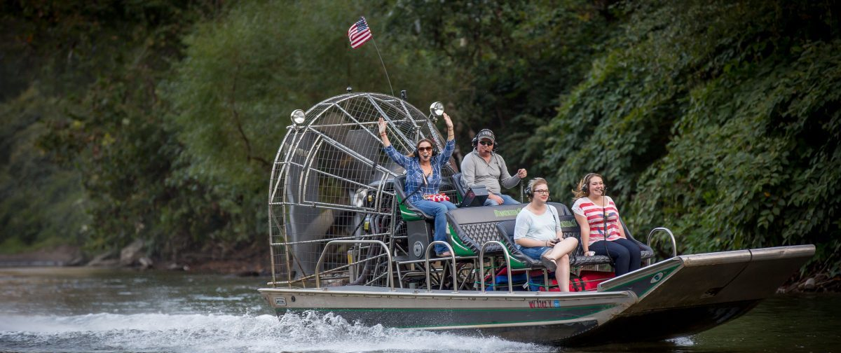 Explore Hatfield McCoy lore & country on the waters image