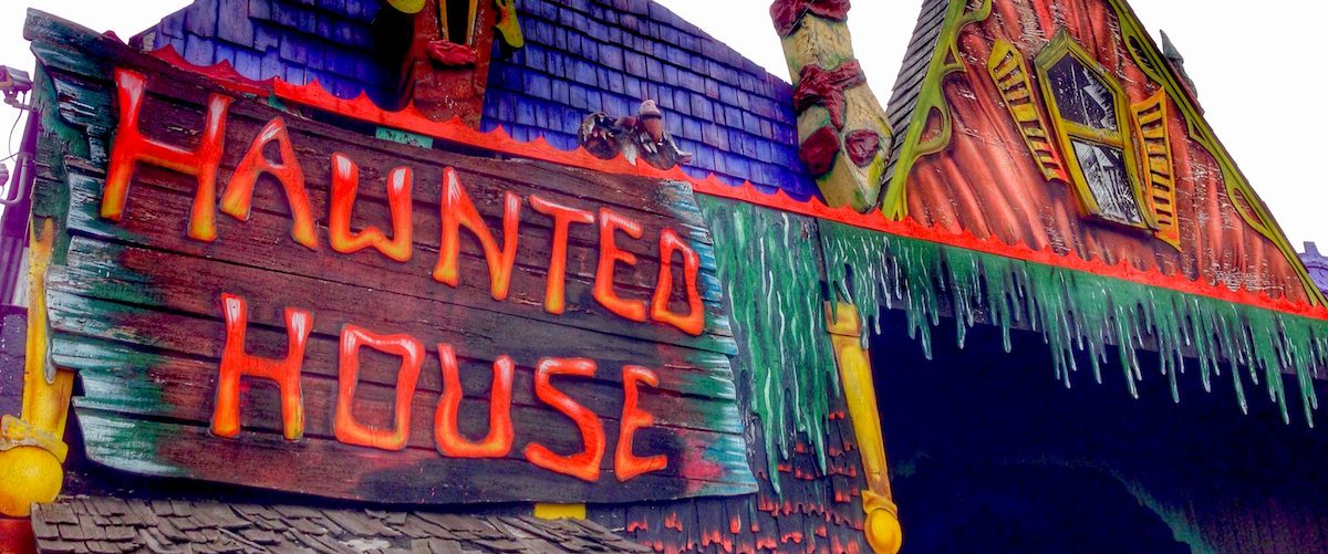 Haunted House at Camden Park, West Virginia