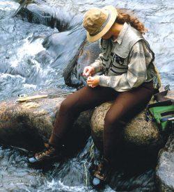 Fishing in West Virginia