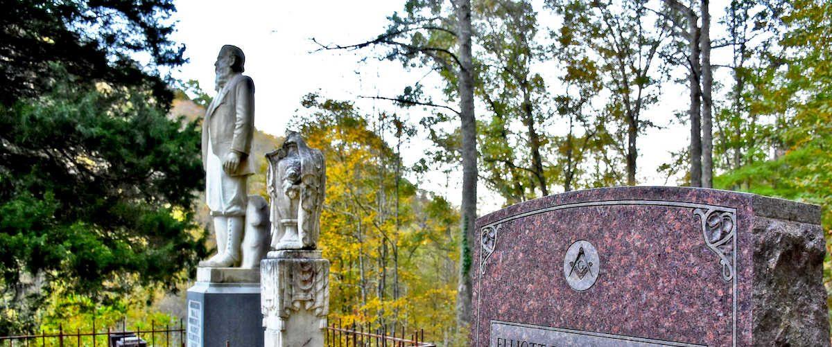 Hatfield Cemetery, WV