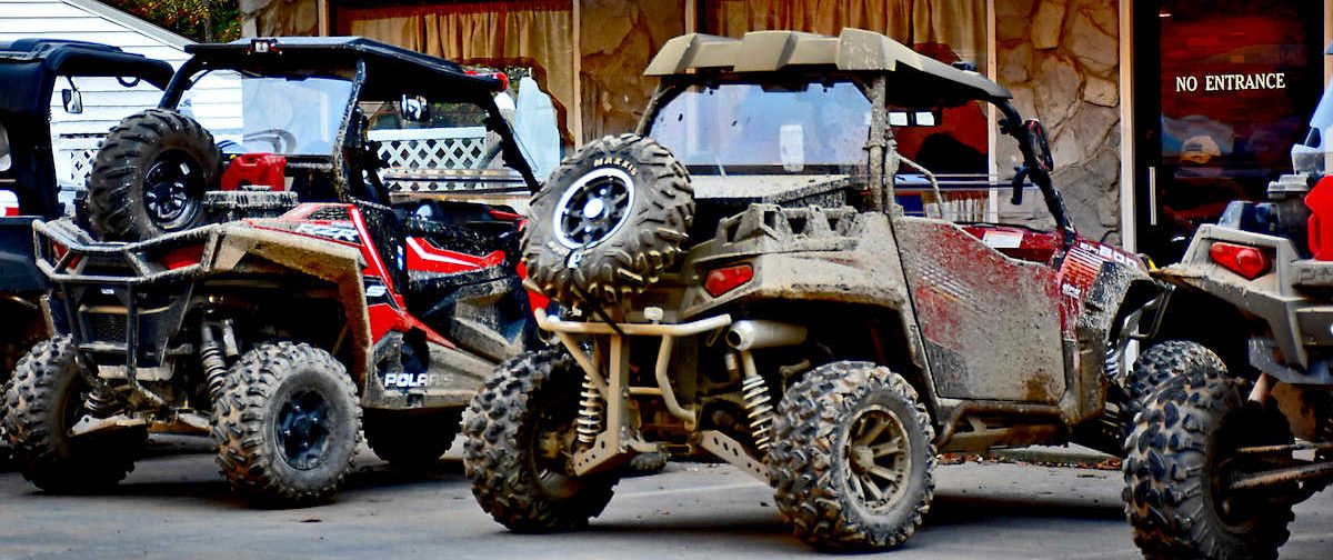 Roll on up: ATV-friendly businesses in Hatfield-McCoy Country image