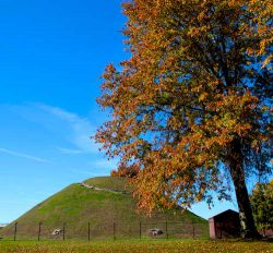 Grave Creek Mound, Moundsville, WV