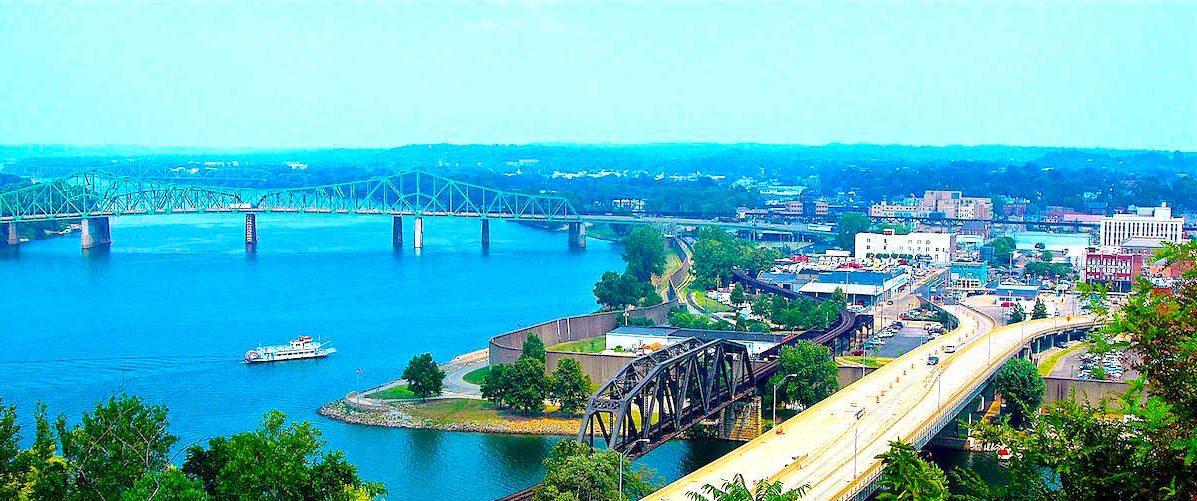 Ohio River, Parkersburg, WV