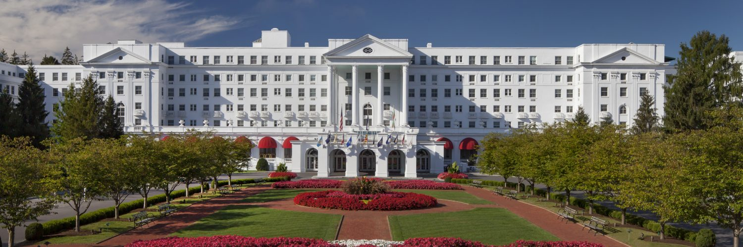 Have you been to the secret bunker at the Greenbrier? The 'Today' Show has! image