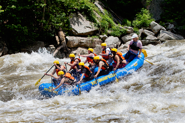 Your guide to whitewater rafting in West Virginia - Almost ...