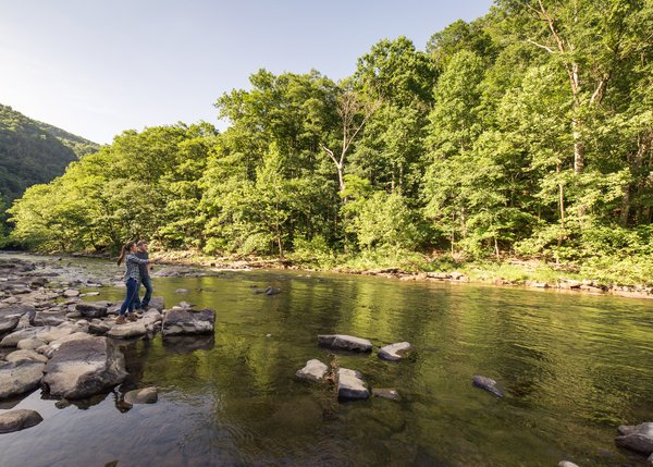 These are the 9 best spots to go fishing in West Virginia