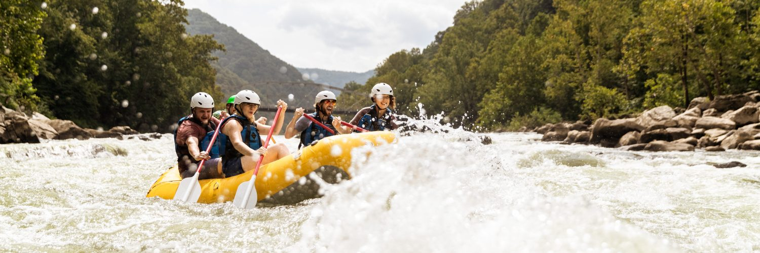 An Epic Adventure Awaits this Gauley Season image