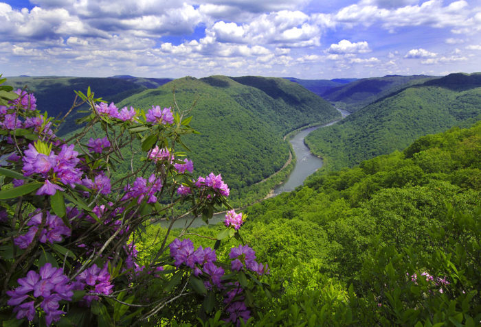 Grandview is a peaceful place to relax and unwind while enjoying outstanding views of the New River.